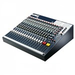 Soundcraft FX16II Compact Mixer with Lexicon Effects