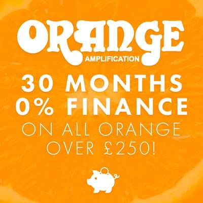 30 Months 0% Finance available on Orange