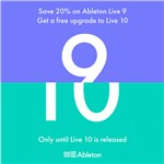 Ableton Live 9 Price Drop
