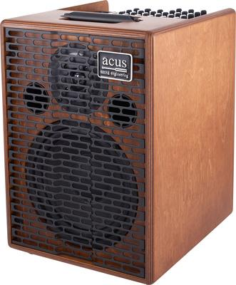 Acus AC801 One ForStrings-8 Wood Angle