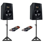 Adam T7V Studio Monitor bundle