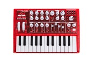 Arturia MicroBrute Red Limited Edition Synthesiser