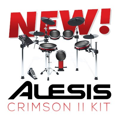 Brand New Alesis Crimson Kit at GAK