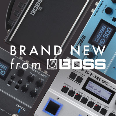 Brand New Boss Products!