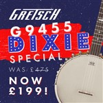 Dixie Banjo now reduced to only £199