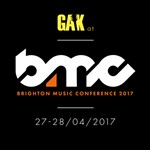 GAK are exhibiting at this year's Brighton Music Conference. Get tickets here.