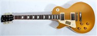 Gibson Custom Standard Historic 1957 Les Paul Gloss Left Hand (Goldtop)