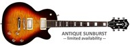 Guild Bluesbird (Antique Burst)