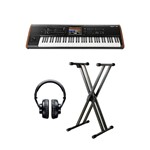Korg Kronos 2 Music Workstation 73 With Included Accessories