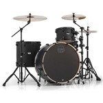 Mapex MA446S Mars Big Beat 4 Piece Kit (Nightwood) + Black Plated Hardware Pack bundle