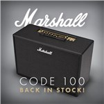 Marshall Code 100 Back In Stock!