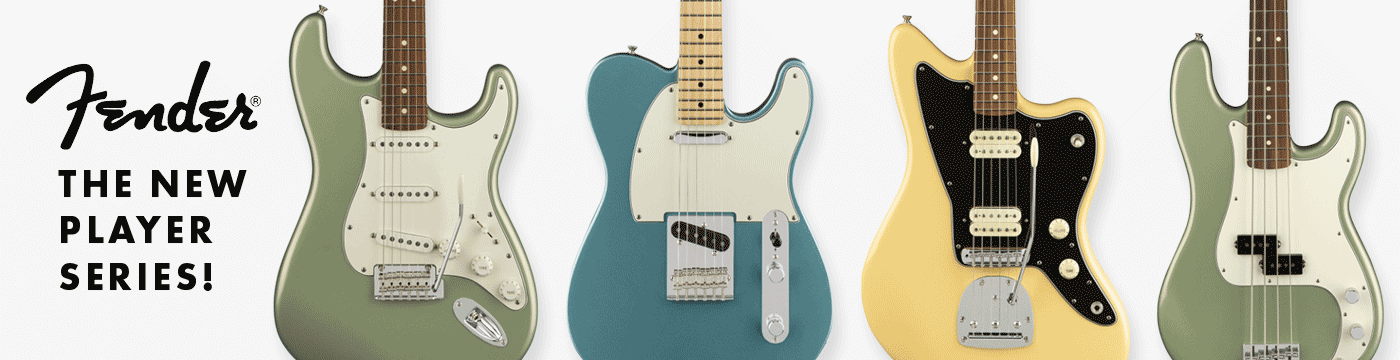 Name: Fender Player Series