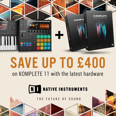 Native Instruments Black Friday Deals