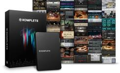 Native Instruments Komplete 11 Virtual Instrument and Effects Software