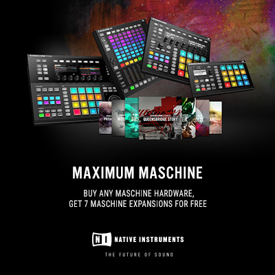 Native Instruments Maschine Expansion