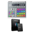 Native Instruments Maschine MK2 White With Komplete 11 Ultimate