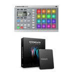 Native Instruments Maschine Mikro MK2 White With Komplete 11 Ultimate
