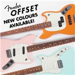 New Fender Offset colours!