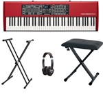 Nord Electro 5 HP 73 Bundle With Included Accessories