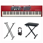 Nord Electro 6D 73 Keyboard bundle