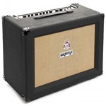 Orange CR60C Crush Pro 60W 1x12 Combo, Black, Bundle Deal