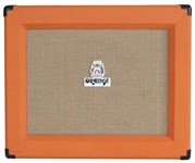 Orange PPC112 60W 1x12 Cab Plus Accessories Bundle, Orange