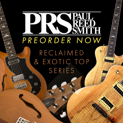 PRS Exotic and Reclaimed Series
