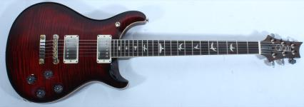 PRS McCarty 594 '10' Top (Fire Red Burst)