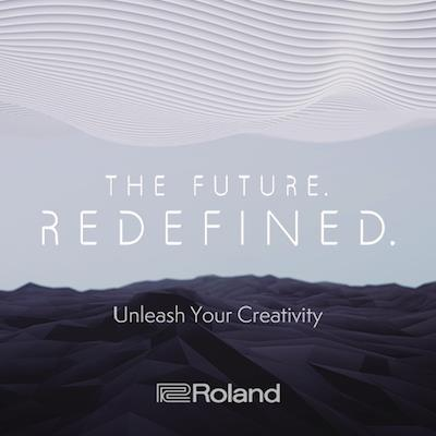 Roland Announce The Future Redefined