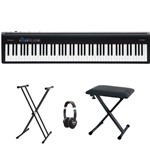Roland FP-30 Digital Piano With Included Accessories