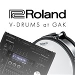 Roland V-Drums are the complete answer to all your electronic drumming needs!