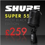 Shure 55-BLK Pitch Black Edition