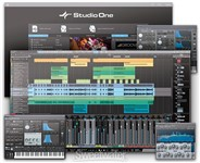 PreSonus Studio One Pro Version 3 Upgrade From Studio One Artist  E-License