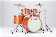 Tama VD52KRS Silverstar 5 Piece Shell Pack (Bright Orange Sparkle)
