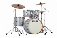 Tama VD52KRS Silverstar 5 Piece Shell Pack (White Sparkle)
