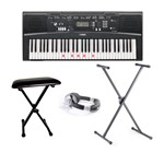 Yamaha EZ-220 Bundle With Included Accessories
