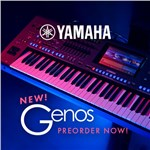 Yamaha Genos now available to order at GAK