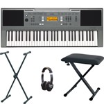 Yamaha PSR-E353 Portable Keyboard Bundle With Included Accessories