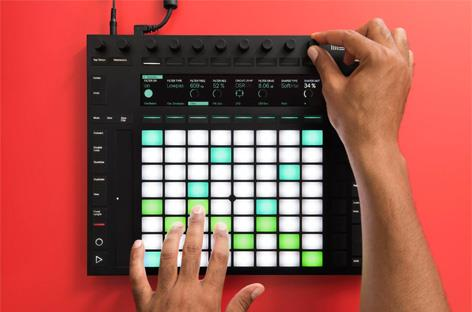 Ableton Push 2 Main