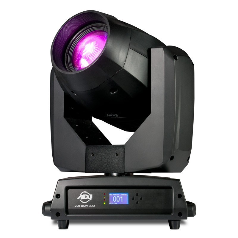 ADJ Vizi BSW300 Moving Light Front