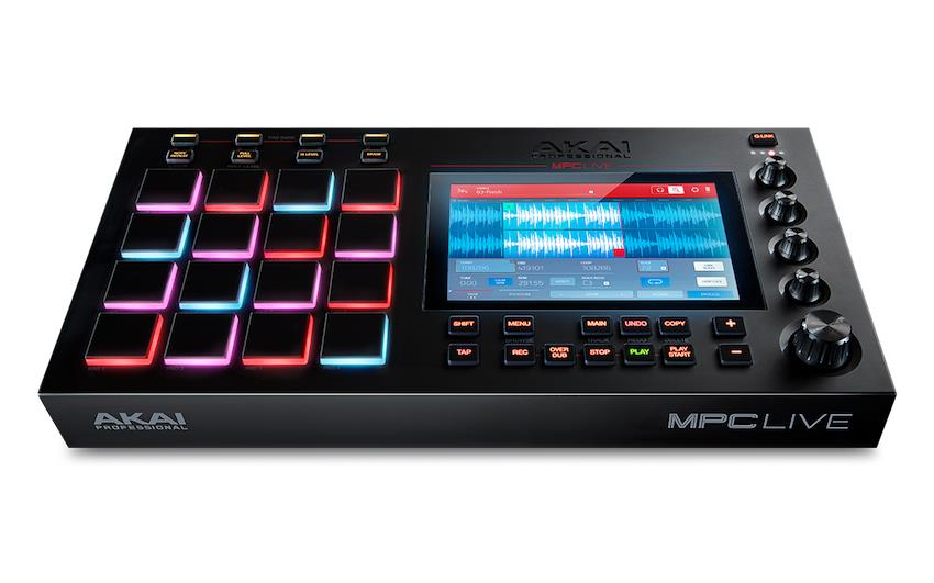 Aka MPC Live Front