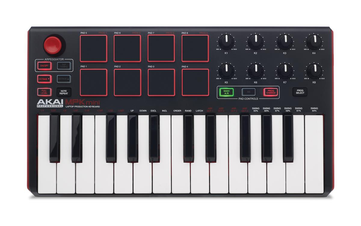 Akai MPK Mini Main