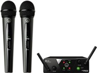 AKG WMS40 MINI 2 Vocal Set (ISM2 / ISM3 - 864.375 MHz / 864.850 MHz)