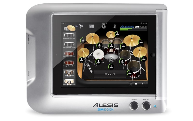 Alesis DM Drum Module Dock for iPad