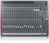 Allen & Heath ZED-22FX 2 Bus Analogue Mixer with FX