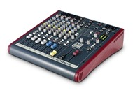 Allen & Heath ZED60-10FX Compact Analogue Mixer with FX