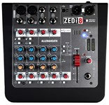 Allen & Heath ZEDi-8 USB Hybrid Compact Analogue Mixer