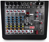 Allen & Heath ZEDi-10FX USB Hybrid Compact Analogue Mixer with FX