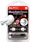 Alpine MusicSafe Classic Ear Plugs