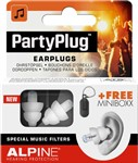 Alpine PartyPlug Ear Plugs, White